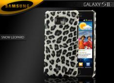 Coque Samsung Galaxy S2 i9100 Snow Leopard