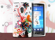 Coque Sony Xperia X10 Colorful Shapes