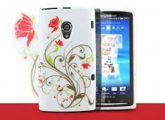 Coque Sony Xperia X10 Garden Case