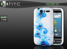 "Coque HTC Desire G7 ""Surf Case"""