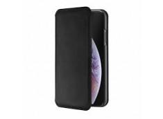 Etui iPhone 12/12 Pro Folio Luxe-Noir