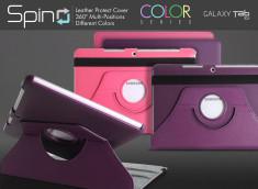 "Etui Samsung Galaxy Tab 2 10.1"" P5100/P5110 Spin Color"