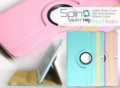 "Etui Samsung Galaxy Tab 2 10.1"" P5100/P5110 Spin Pastel Series"