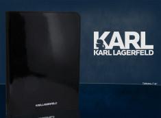Etui Tablettes Universel Vinyl (7 à 8 pouces) -Karl Lagerfeld