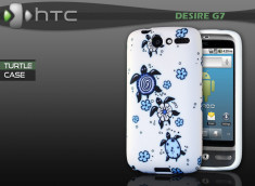 "Coque HTC Desire G7 ""Turtle Case"""