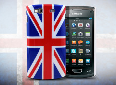Coque Samsung Galaxy Wave 3 UK Flag