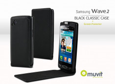 Etui Samsung Wave 3 Flap