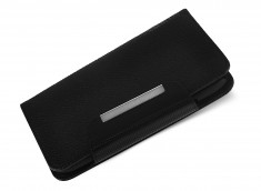 Etui Wiko Darknight Black Wallet