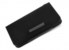 Etui Wiko Darkside Black Wallet