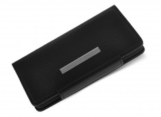 Etui Wiko Highway Signs Black Wallet