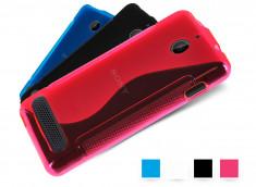 Coque Sony Xperia E1 Silicone Grip
