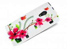 Coque Sony Xpéria GO Spring Flowers
