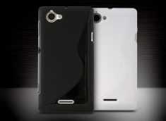 Coque Sony Xperia L - Grip Flex