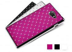 Coque Sony Xperia M2 Luxury Leather