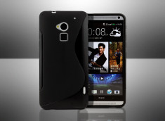 Coque HTC One Max Grip Flex Noir