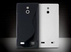 Coque Sony Xperia P Grip Flex