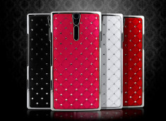 Coque Sony Xperia S - Luxury Leather