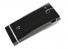 Coque Sony Xperia U Invisible