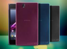 Coque Sony Xperia Z Opaque Color Case