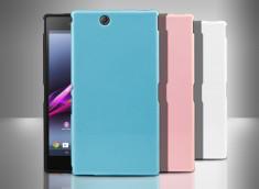 Coque Sony Xpéria Z Ultra Silicone Glossy