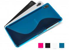 Coque Sony Xperia Z2 Silicone Grip