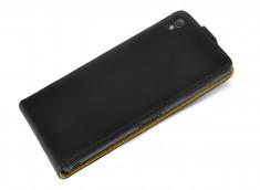 Etui Sony Xperia Z5 Premium Business Class-Noir