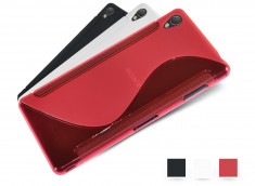 Coque Sony Xperia Z3 Silicone Grip