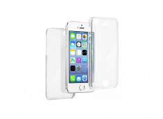 Coque iPhone 5/5S/SE Intégrale 360°-Transparent