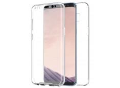 Coque Samsung Galaxy S8 Intégrale 360°-Transparent