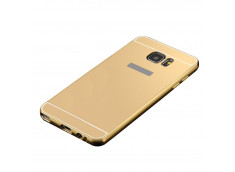 Coque Diamond Mirror Samsung Galaxy S7 Gold