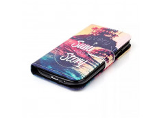 Etui Wiko Tommy Summer Story