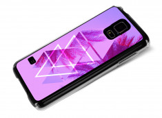 Coque Samsung Galaxy S5 Summer Palmtree