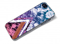 Coque iPhone 5/5S Floral Art