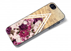 Coque iPhone 5/5S Pink Floral