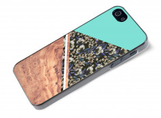 Coque iPhone 5/5S Blue Floral