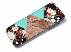 Coque iPhone 5/5S Red Floral