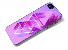 Coque iPhone 5/5S Summer Palmtree