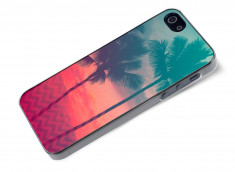 Coque iPhone 5/5S Summer Sunset