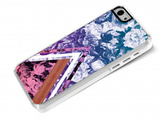 Coque iPhone 5C Floral Art