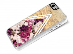 Coque iPhone 5C Pink Floral