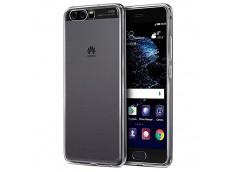 Coque Huawei P Smart Black Flex
