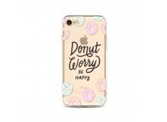 Coque iPhone 7 Donut Worry