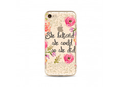 Coque iPhone 5/5S/SE She Believed