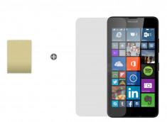 Film Protecteur Microsoft Lumia 640 XL en verre trempé