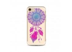 Coque iPhone 7 Mandala Feather
