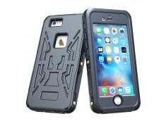Coque iPhone 6 Plus/6S Plus Waterproof Armor- Noir
