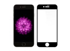 Film Protecteur iPhone 7 / iPhone 8- 3D en Verre trempé (Full écran)-Noir