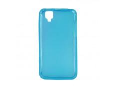 Coque Wiko Goa Regular Flex-Turquoise