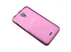 Coque Wiko Bloom Regular Flex-Rose