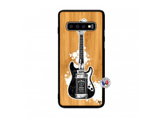 Coque Samsung Galaxy S10 Plus Jack Let's Play Together Bois Bamboo